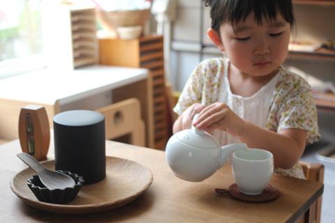 お茶を入れること。(過去のブログより)